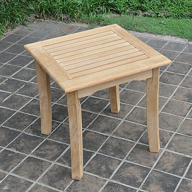 Teak Garden Coffee Table: 22 Best Coffee & End Tables Images On Pinterest