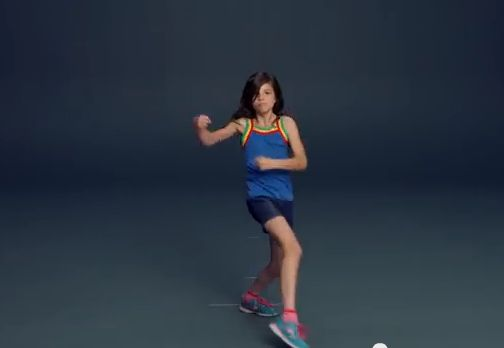 Rennen en vechten als een meisje