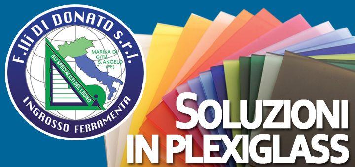 F.lli Di Donato | Scopri le Nostre Soluzioni in Plexiglass
