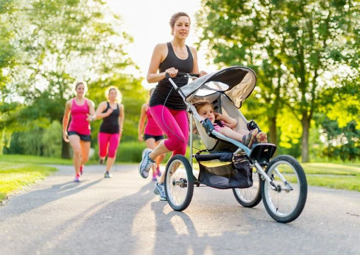 Losing the Baby Weight: 5 Tips for New Moms