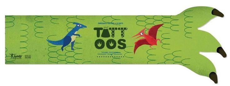 Tatuaggi - dinosauri