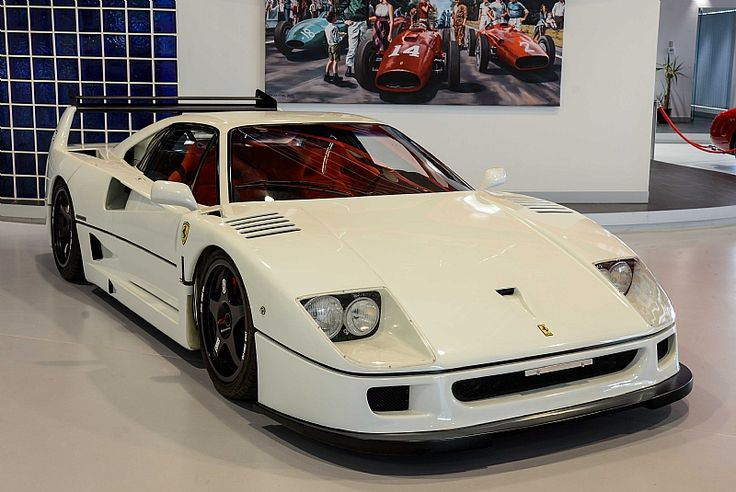 Ferrari F40 - All Cars for Sale - Cars for Sale - Joe Macari