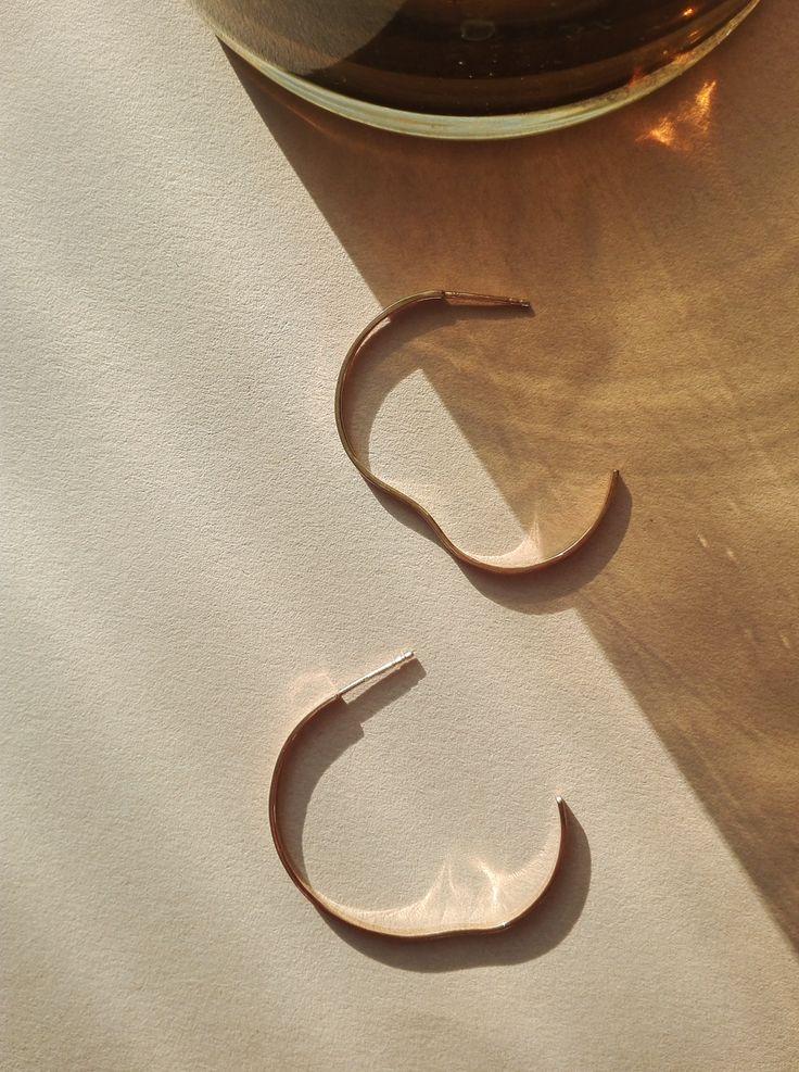#rettfrem #instagram #jewelry #gold #earrings