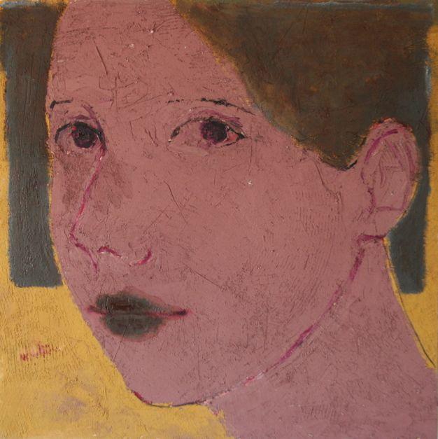 """REBECA"" | Pintura de Eduardo Salazar | Flecha"