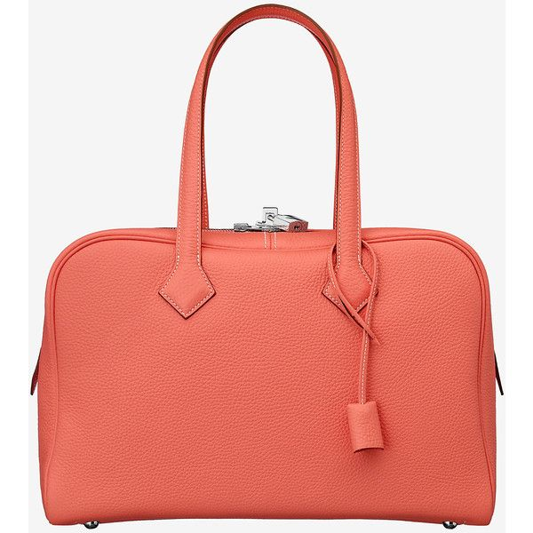 Victoria II fourre-tout 35 bag, medium model (16,700 PEN) ❤ liked on Polyvore featuring bags, handbags, tote bags, handbags totes, red purse, tote bag purse, red handbags and red tote bag