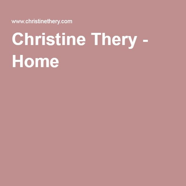 Christine Thery - Home