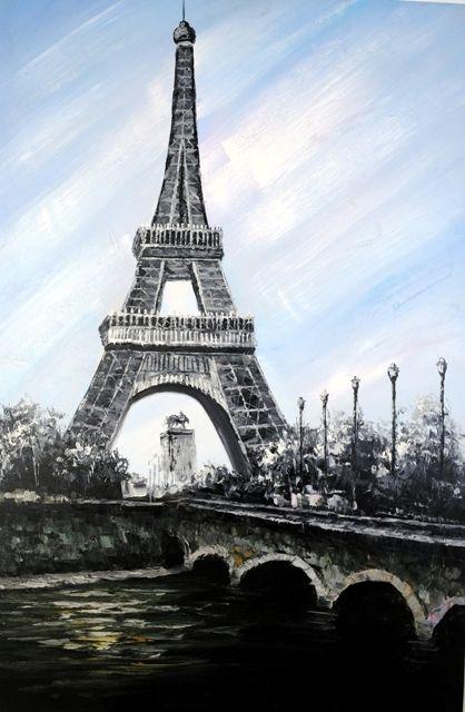 Paris Eyfel Kulesi Tablosu - KARAHAN ÇERÇEVE & RESİM , Canvas Baskı Ve Kabartmalı Tablo Mağazası  https://www.karahanresim.com/tablo/4200/paris-eyfel-kulesi-tablosu.html