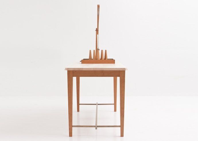 aberant architecture, Benchmark, American Hardwood Export Council: Devil Amongst the Tailor's Table (2012)