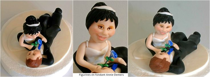 weeding  cake topper romantique   https://www.facebook.com/figurinesanniedemers