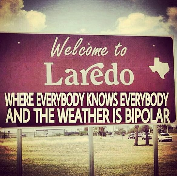 Laredo Texas :) www.DebbieKrug.com