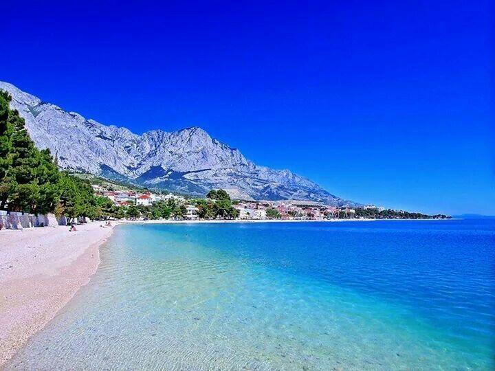 Baska Voda, Croatia