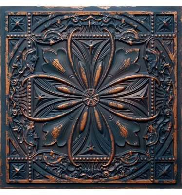 DCT 10 Faux Tin Ceiling Tile - 24 x 24