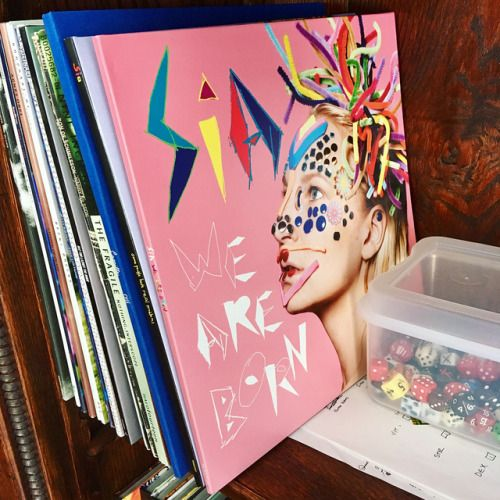 Another #sia album for my collection #vinylcollection...