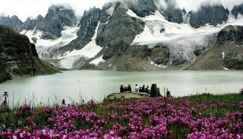 An undiscovered beauty – Shounter Valley, Azad Kashmir Pakistan.