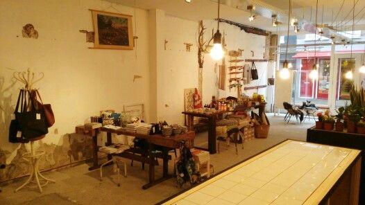 Mashed concept store Haarlem