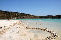 Las mejores playas de Sicilia: Lago dello Specchio di Venere, Pantelleria