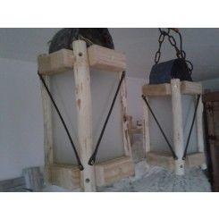 DREWNIANA LAMPA WISZĄCA DOSTĘPNYCH 5 http://www.meblespodsiekiery.pl/sklep/