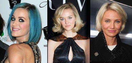 Трендовые недлинные стрижки 2015: фото. Прически и стрижки на недлинные волосы