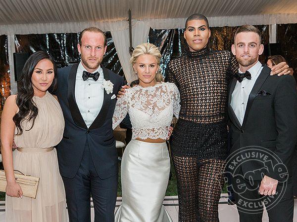 Morgan Stewart Wedding