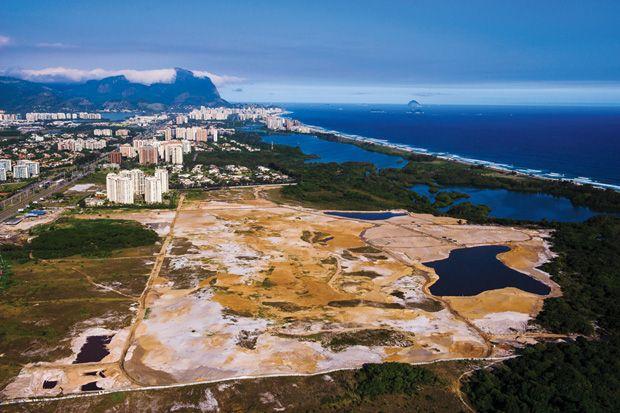Olympic Golf Site / Rio De Janeiro