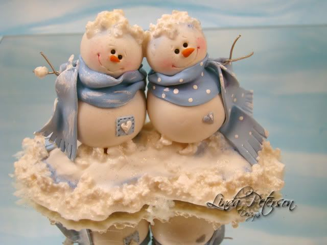Linda Peterson: CRAFTS { DIY: JEWELRY: HANDMADE HOME} Creative LIFE: New Polymer Clay Characters!!