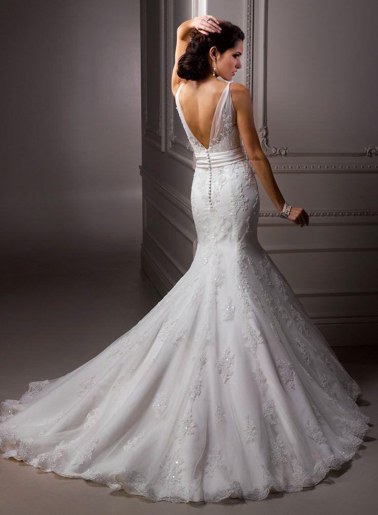 Fishtail wedding dress tumblr wallpaper