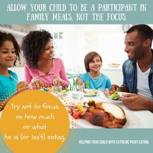 5 Tips to Support, Not Sabotage, Your Child's Appetite