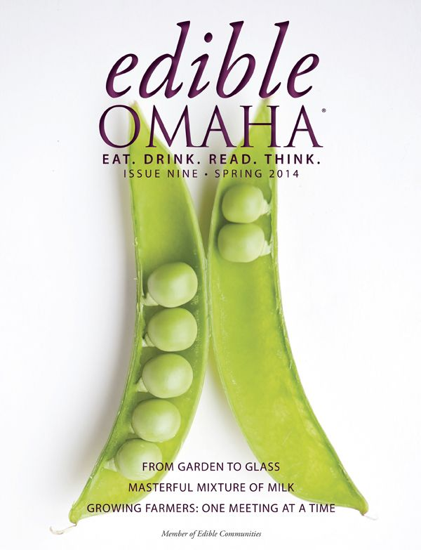 VOTE for Edible Omaha to win the Cover Contest and help us earn $500 for Table Grace Cafe!