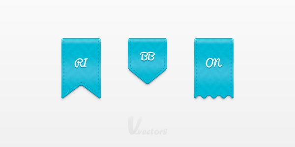 Quick Tip: How to Create a Simple Set of Ribbon Icons - 15 High-Quality Adobe Illustrator Tutorials 2013