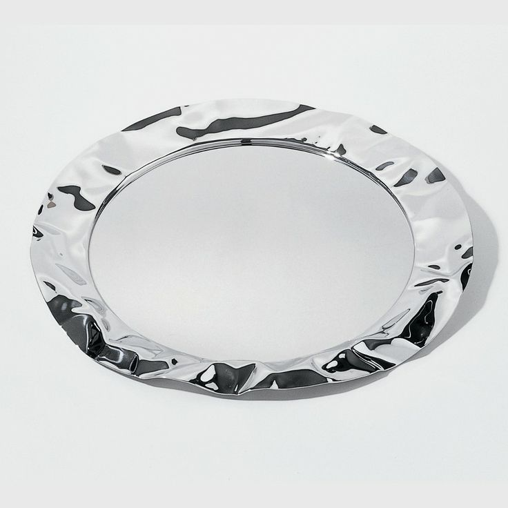 Foix Round Tray from Alessi