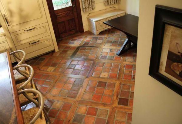 reclaimed terracotta tiles mediterranean - photo #44