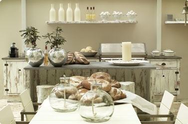 landelijke interieur keuken