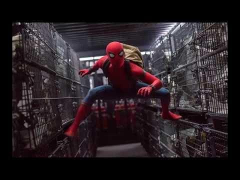 spiderman homecoming -le immagini del nuovo film di spiderman