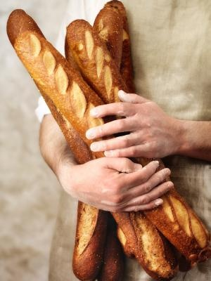 Baguettes photographer Francine Zaslow - I have been thinking of this kind of photography but not done yet!