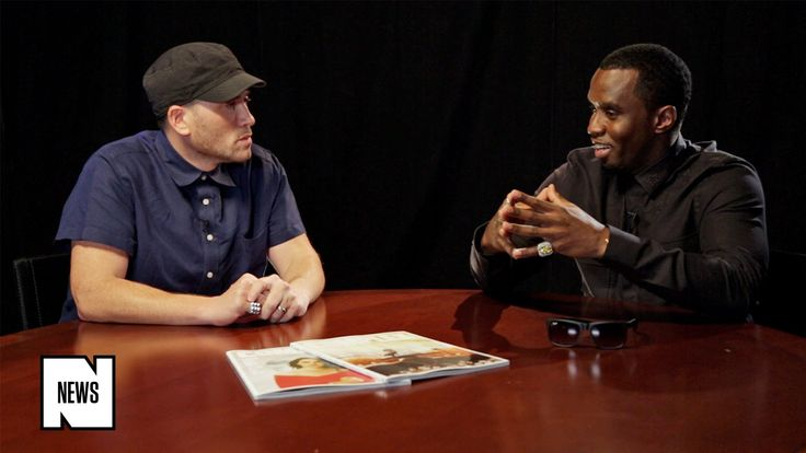 """Sean """"Diddy"""" Combs vs. Marc Ecko on How to Launch an Empire"""