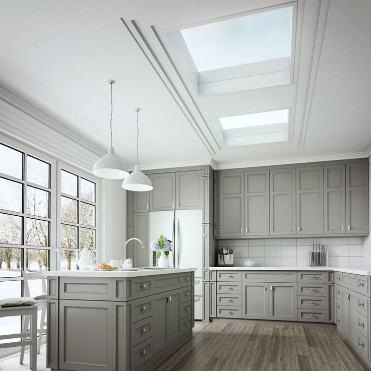 Elegant ECO+ Glass Rooflights Stylish, High Performing Flat Roof Windows That Cost  A Fraction Of The