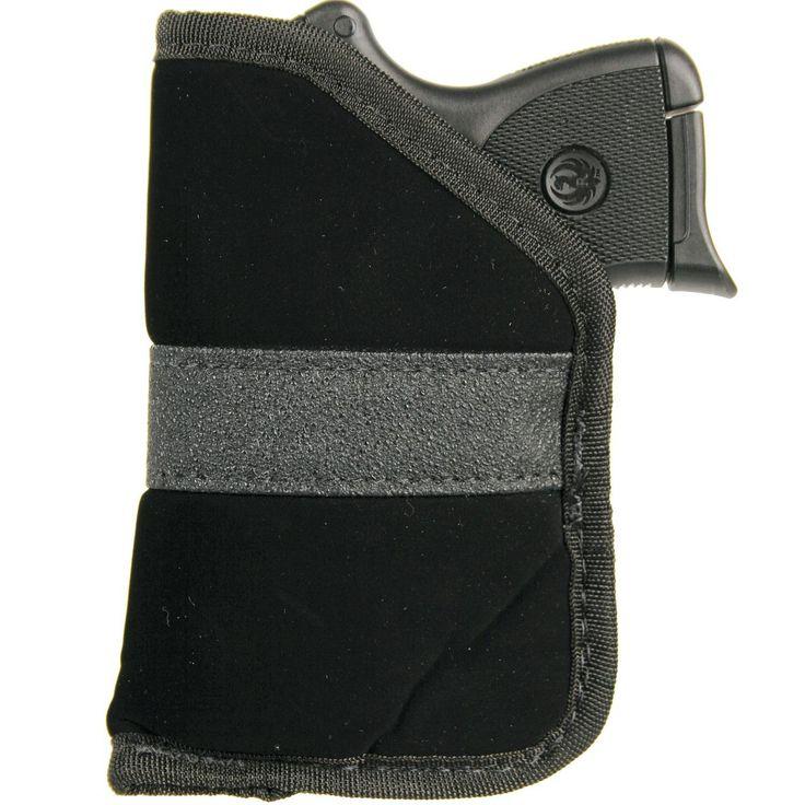 Blackhawk Inside-The-Pocket Holster Ambidextrous Size 4