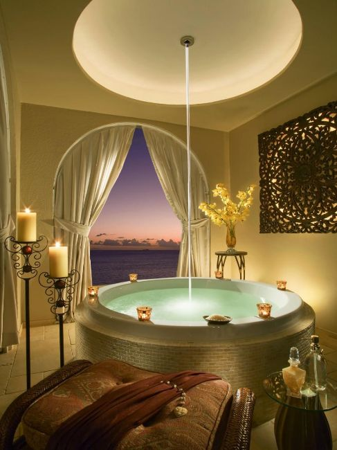 Luxury Bath U0026 Ocean View