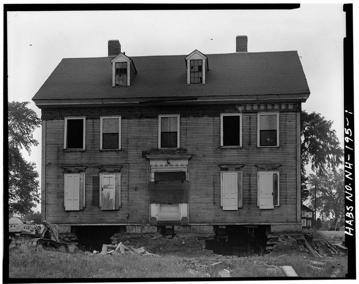 David Dexter House,1790 Claremont, Sullivan County, NH