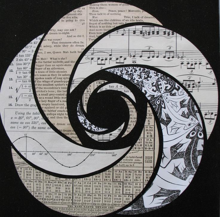 This is so neat: Iris Simmons, Idea, Student Life, Erika Iris, Paper Flowers, Sheet Music, Visual Art, Music Sheet, Art Music