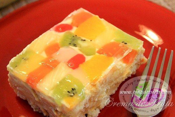 crema de fruta 1