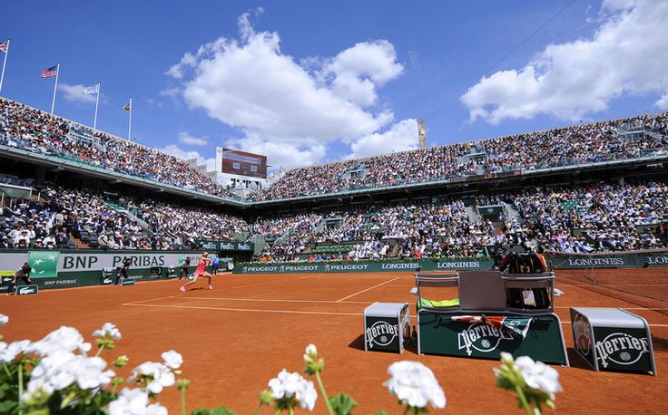 The women's singles entry list for the 2017 Roland-Garros tournament is now available. The WTA rankings on 17th April determined the 108 players who will go straight into the main draw.