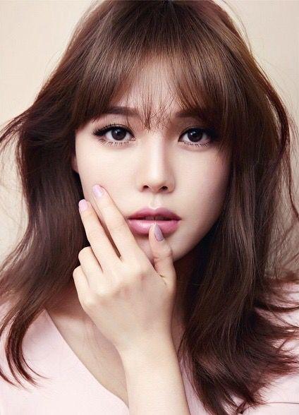 Park Hye Min Ulzzang - Pony makeup - Pony Beauty Diary …