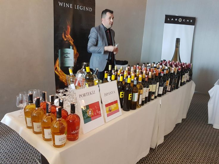 Antalya Grand Tasting 2017 - vinsmaking i et muslimsk land. Onsdag 15 februar fikk jeg og mine venner anledning til å delta på vinsmaking i Antalya