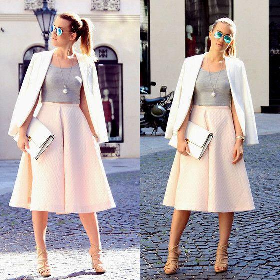 Nati Drencseva - A-line look