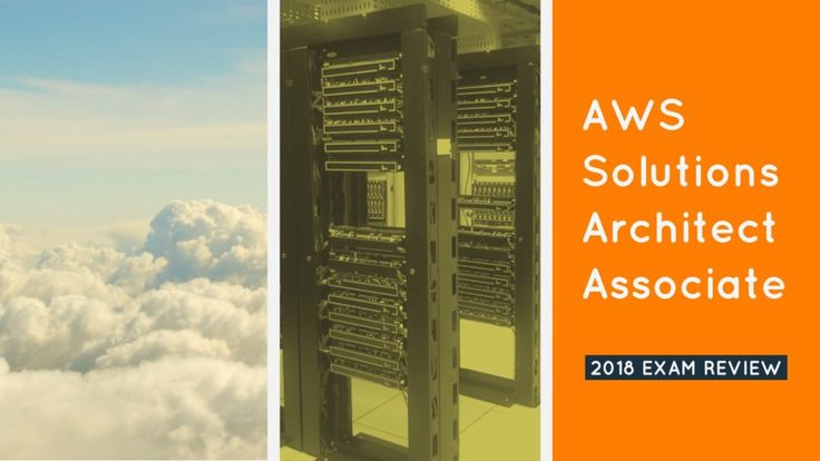 Exam Review: AWS Certified Solutions Architect – Associate Exam 2018 Version! http://www.ajsnetworking.com/aws-certified-solutions-architect-associate-exam-2018-version/?utm_campaign=crowdfire&utm_content=crowdfire&utm_medium=social&utm_source=pinterest