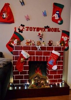 46 best bricolage de no l images on pinterest bricolage noel diy christmas decorations and. Black Bedroom Furniture Sets. Home Design Ideas
