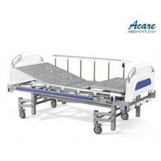 Bed Patient Acare HCB-M0032, 3 Crank Manual Bed