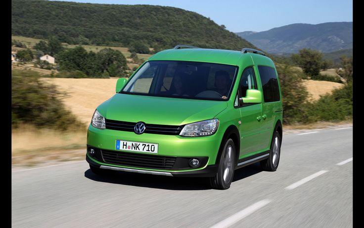 Volkswagen Cross Caddy images