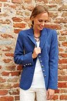 Anna Lascata Melanie Tweed Jacket
